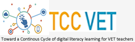 TCC-VET – Towards a continuous cycle of digital literacy learning for VET teachers